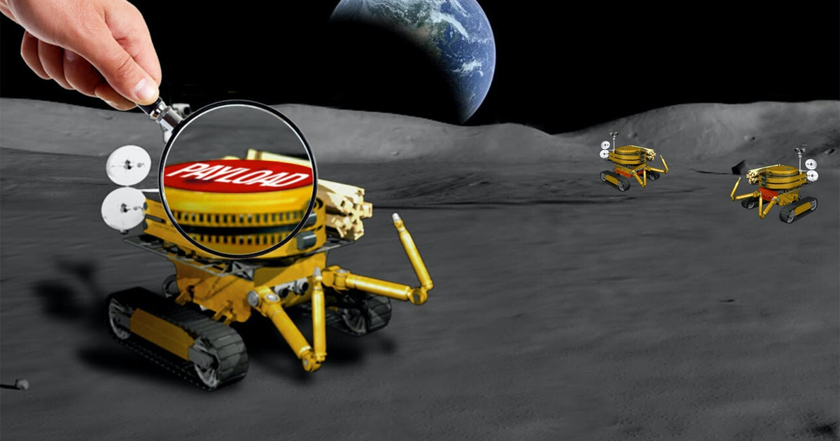 Robots the size of soap are the future of sustainable science on the Moon