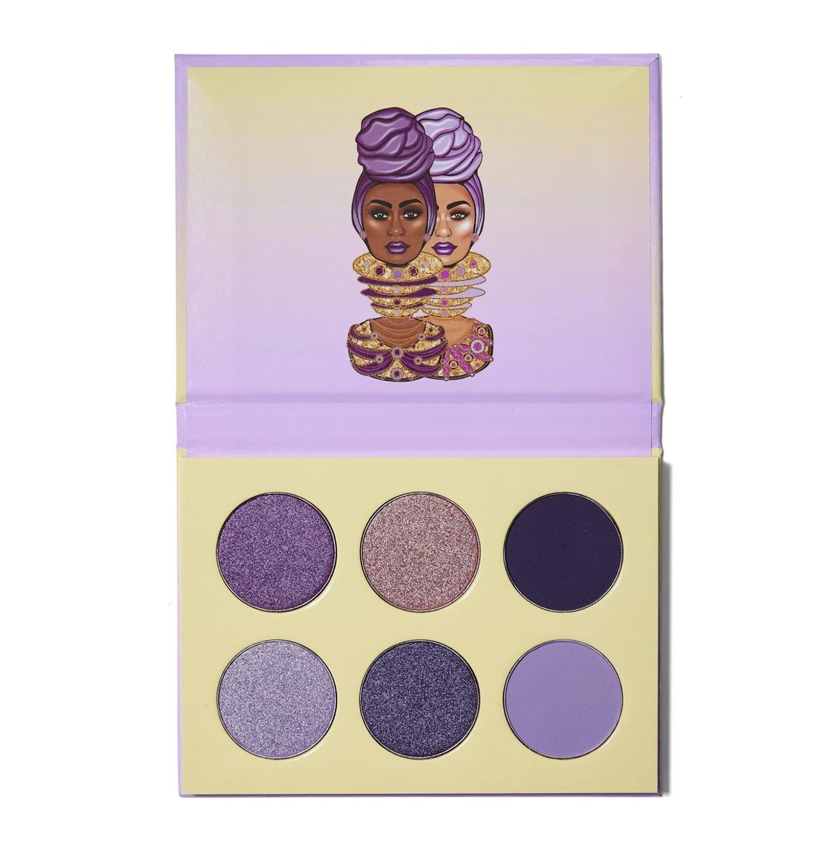 The Violets Eyeshadow Palette