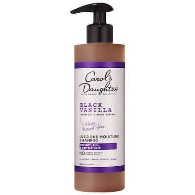 Black Vanilla Moisture & Shine Sulfate Free Shampoo