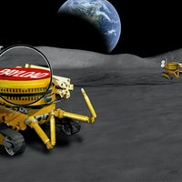NASA is sending robots the size of soap bars to the Moon