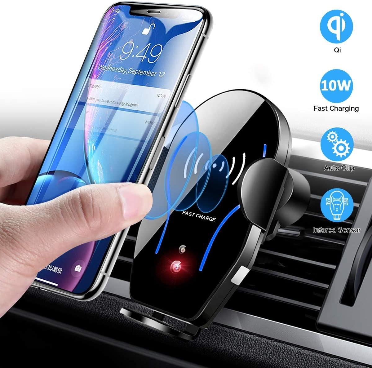 Mikikin Wireless Car Charger