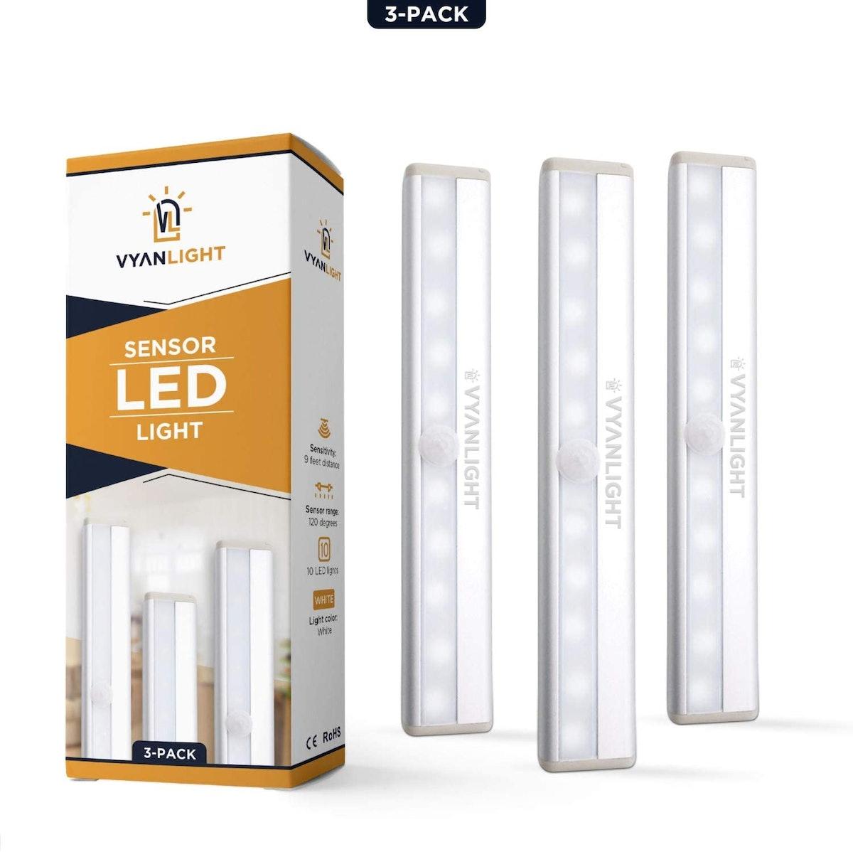 VYANLIGHT LED Light Bar (3-Pack)