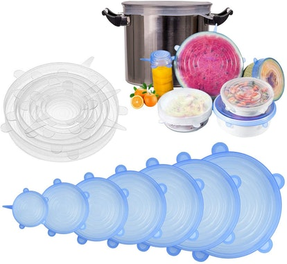 longzon Silicone Stretch Lids (14-Piece Set)