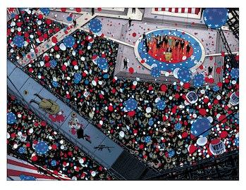 DC Comics Rorschach