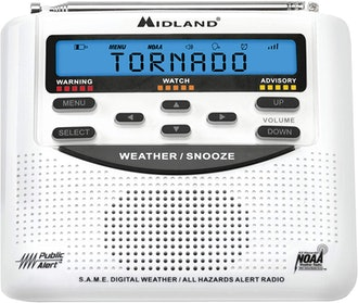Midland WR120 Emergency Weather Alert Radio