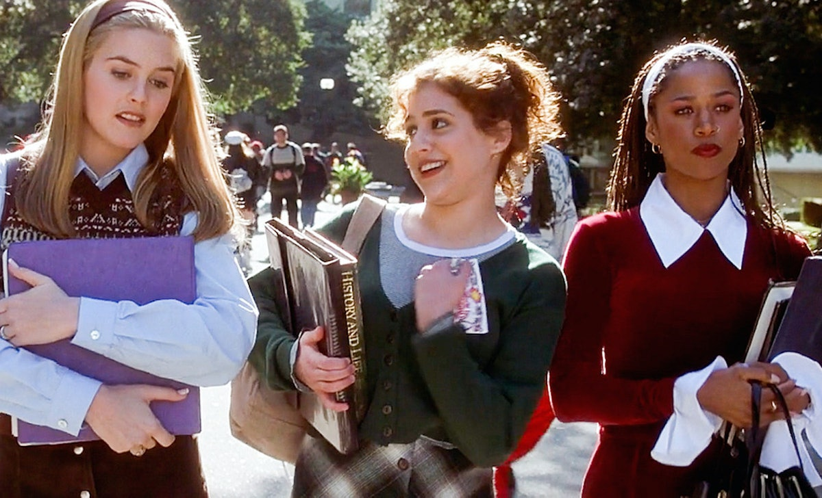 There are many movies like 'Clueless' fans can watch to celebrate the film's 25th anniversary.