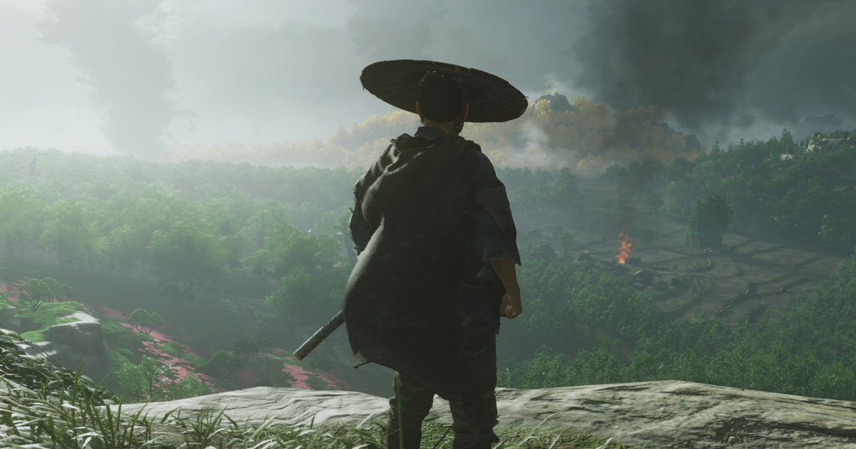 Here's exactly how long it takes to beat 'Ghost of Tsushima'