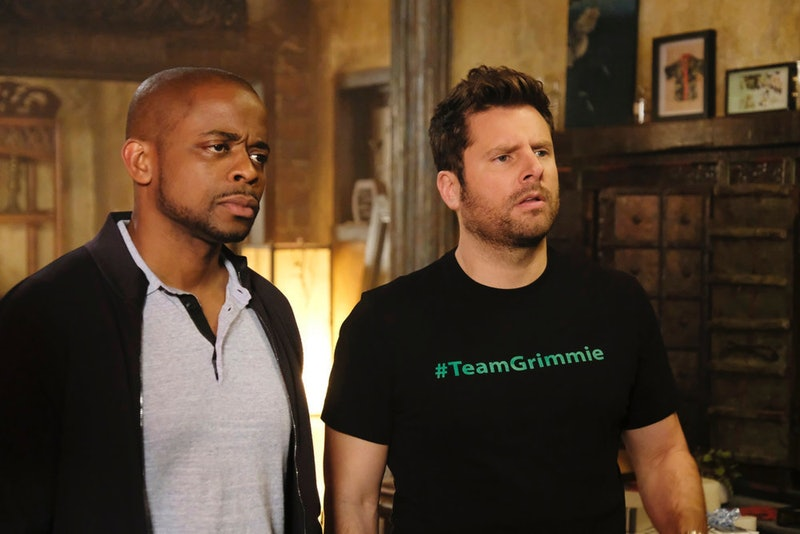 Shawn and Gus in Psych: The Movie via the NBCUMV press site