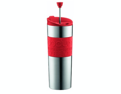 Bodum Insulated Travel French Press Coffee Mug