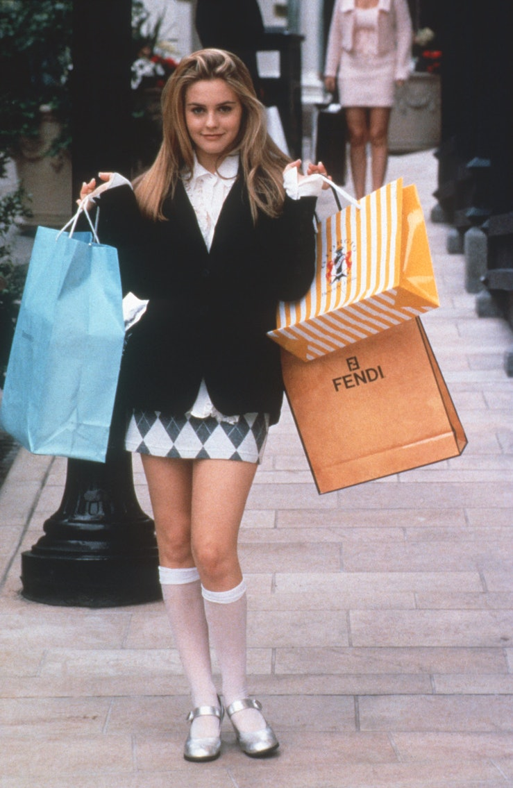 Alicia Silverstone Clueless - 1995 Director: Amy Heckerling Paramount USA