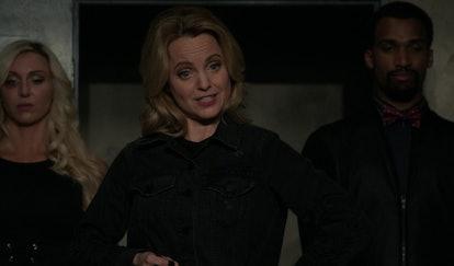 Allison Cowley in Psych: The Movie via screengrab