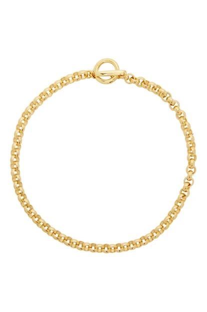 Gold Isa Necklace