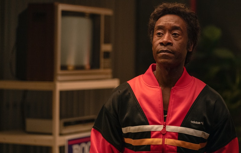 Don Cheadle as Mo in 'Black Monday'