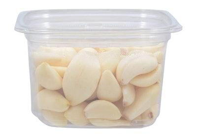 Vegetable Cut Peeled Garlic