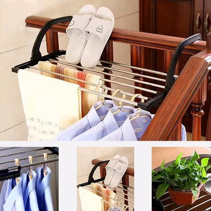 Candumy Clothes Drying Rack