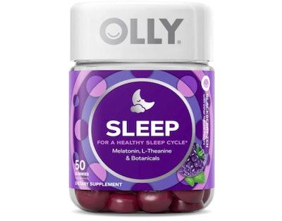 OLLY Sleep Melatonin Gummy (50 Count)