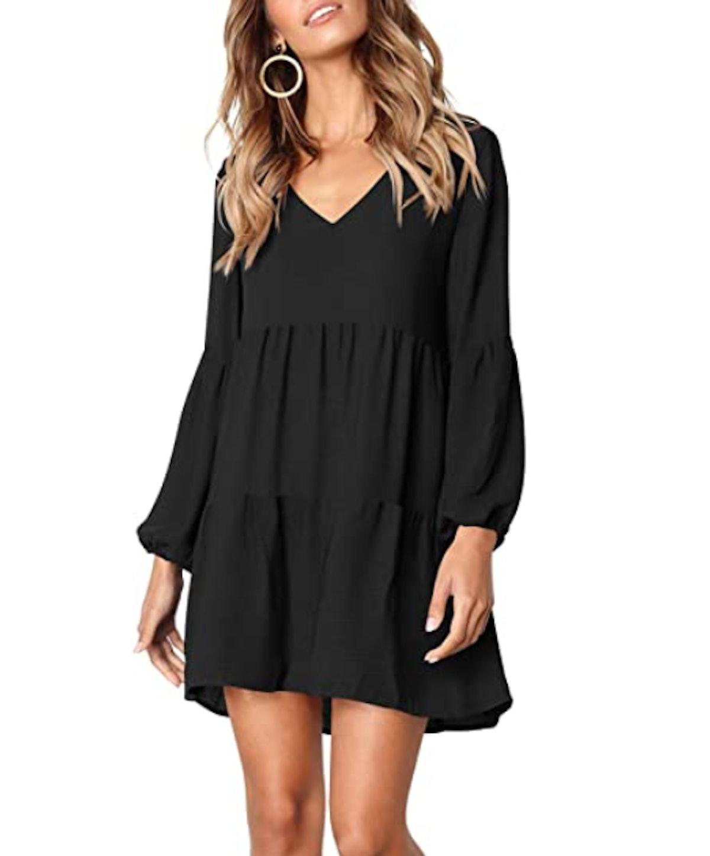 Amoretu Summer Tunic Dress