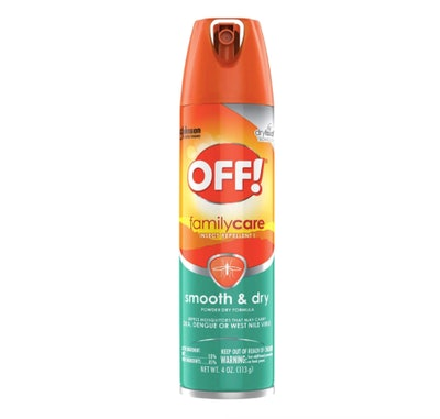 Off! Family Care Insect Repellant