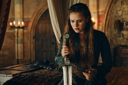 Katherine Langford Netflix Cursed