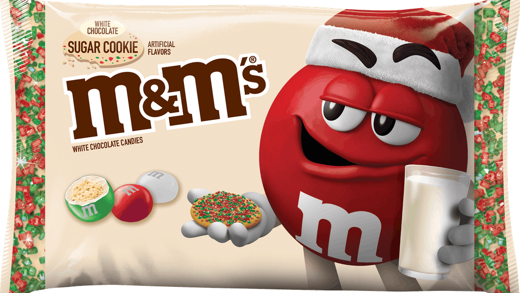When will Sugar Cookie M&M's be available? You'll have to wait until Novemeber.