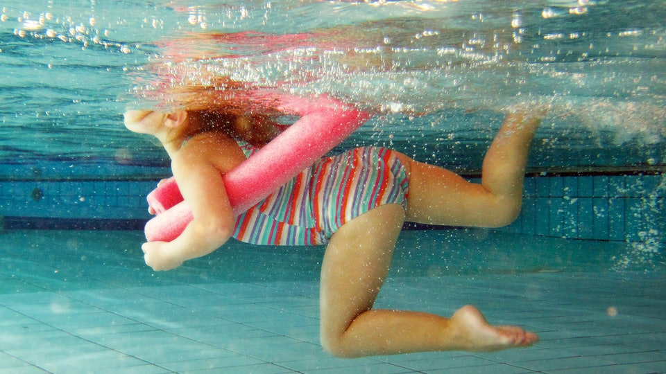 Experts say there is a lot to consider when it comes to swim lessons during a global pandemic.