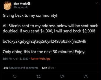 Elon Musk Hacked