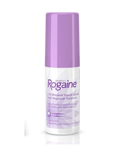 Women's Rogaine 2% Minoxidil Topical Solution