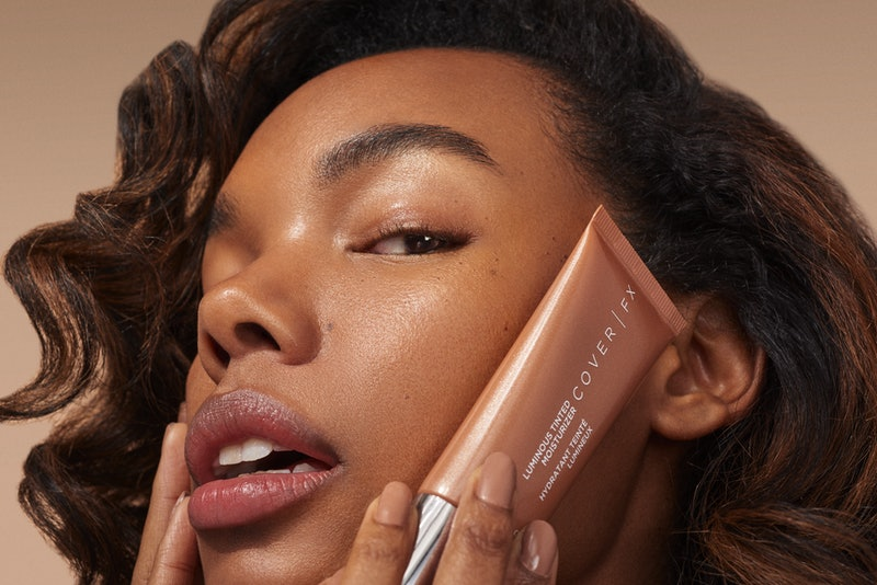 Cover FX is launching a new brush and tinted moisturizer.