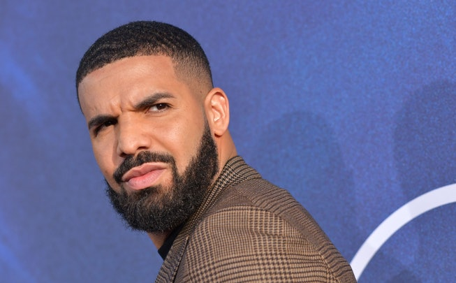 """Executive Producer US rapper Drake attends the Los Angeles premiere of the new HBO series """"Euphoria""""..."""