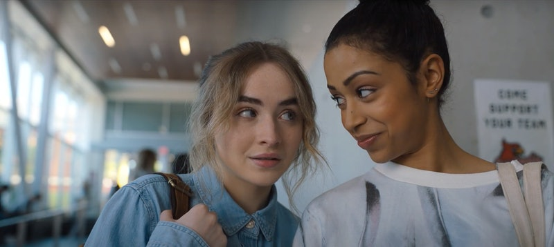 Netflix's'Work It' stars Sabrina Carpenter and Liza Koshy