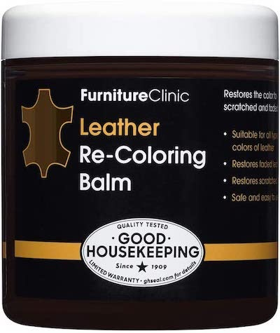 Furniture Clinic Leather Recoloring Balm