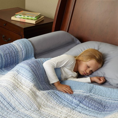 Hiccapop Toddler Bed Rail Bumper