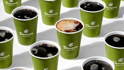 Panera is giving away free coffee until Halloween.