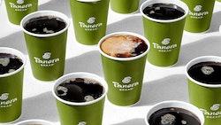 Panera is giving away free coffee until Halloween.