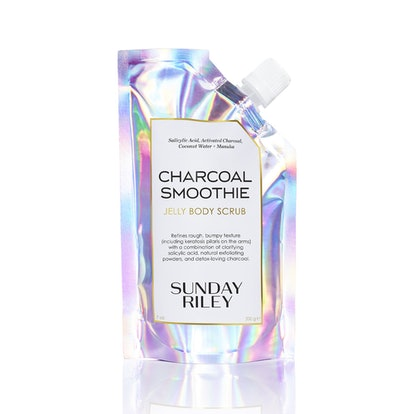 Charcoal Smoothie Jelly Body Scrub
