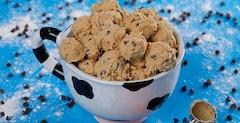 Ben & Jerry's shared their cookie dough recipe.