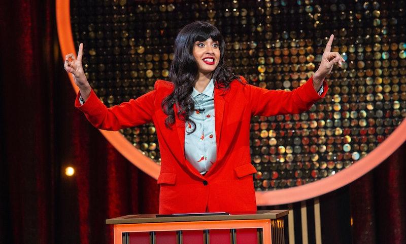 Jameela Jamil in 'The Misery Index'
