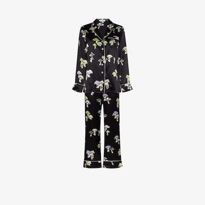 Lila Irma Silk Pajama
