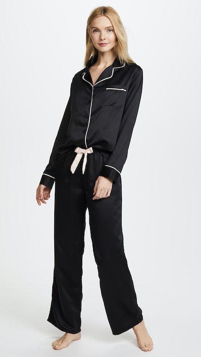 Claudia Shirt And Pant Set