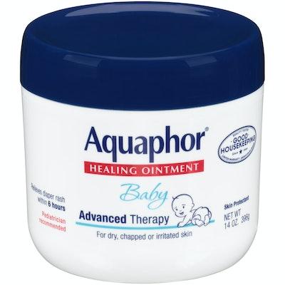 Aquaphor Baby Healing Ointment, Baby Skin Care and Diaper Rash, 14 oz