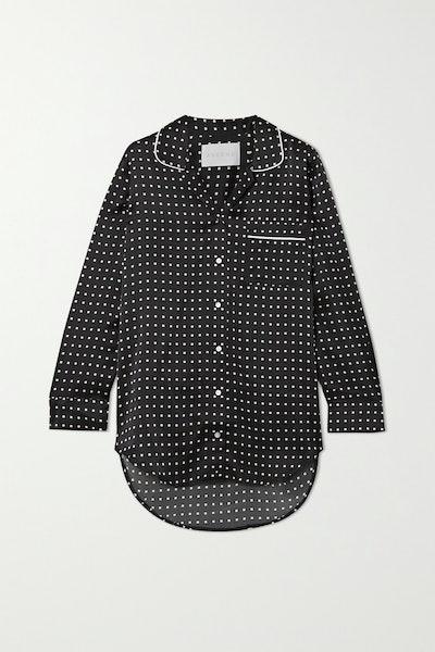 Paris Pajama Shirt