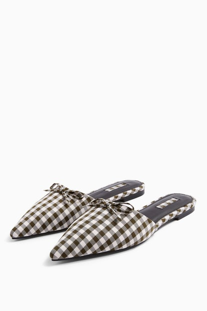 Black And White Point Mules