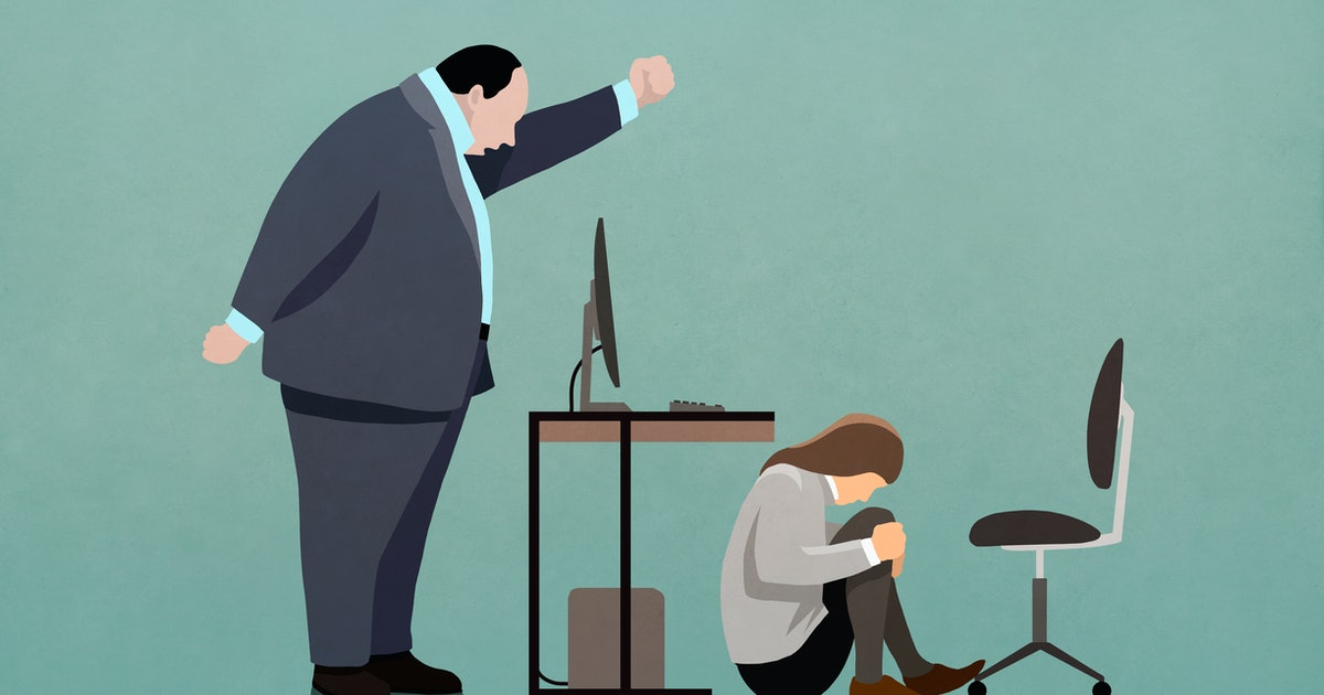 How to deal with a workplace bully: 4 effective tips
