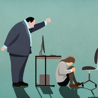 How to deal with a workplace bully