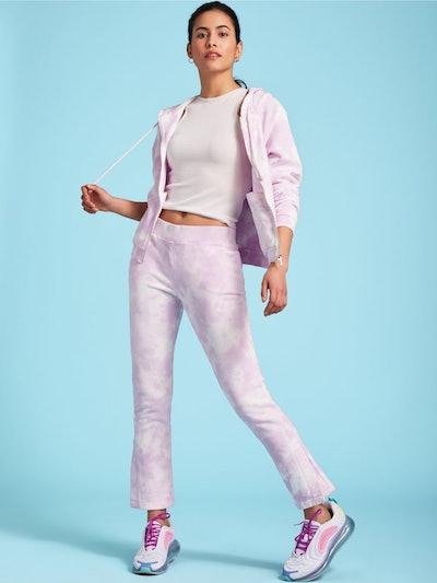 Cotton French Terry Tie Dye Sweatpants