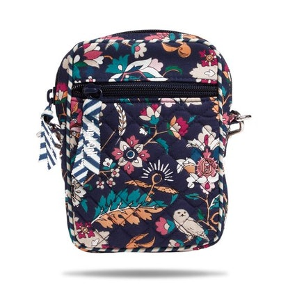 Harry Potter x Vera Bradley RFID Small Convertible Crossbody
