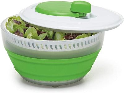 Progressive Prepworks Collapsible Salad Spinner (3-Quart)