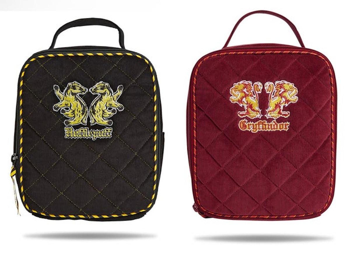 Harry Potter x Vera Bradley Lunch Bag