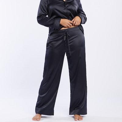 Satin Pajama Bottom