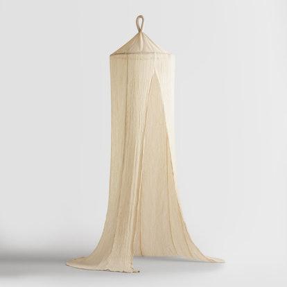 Indian Cotton Gauze Sheer Canopy